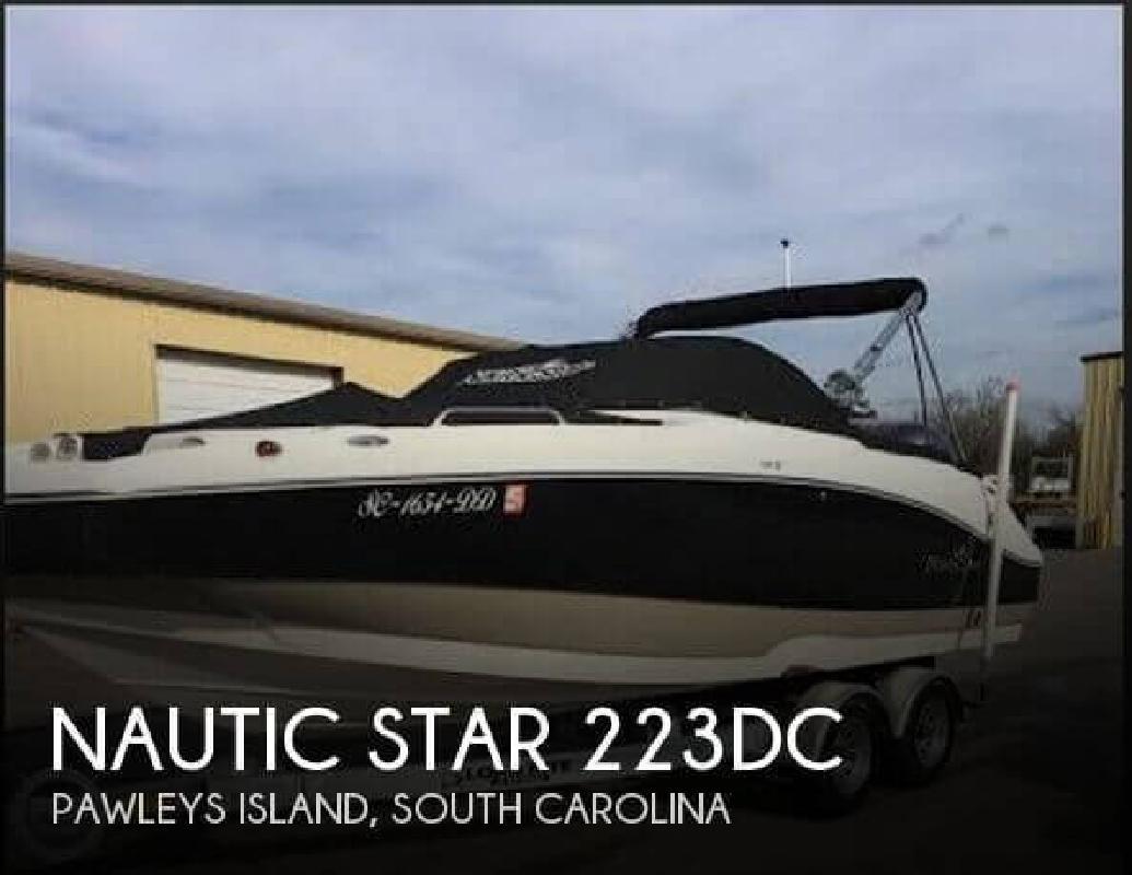 2014 NauticStar Boats 223DC Pawleys Island SC