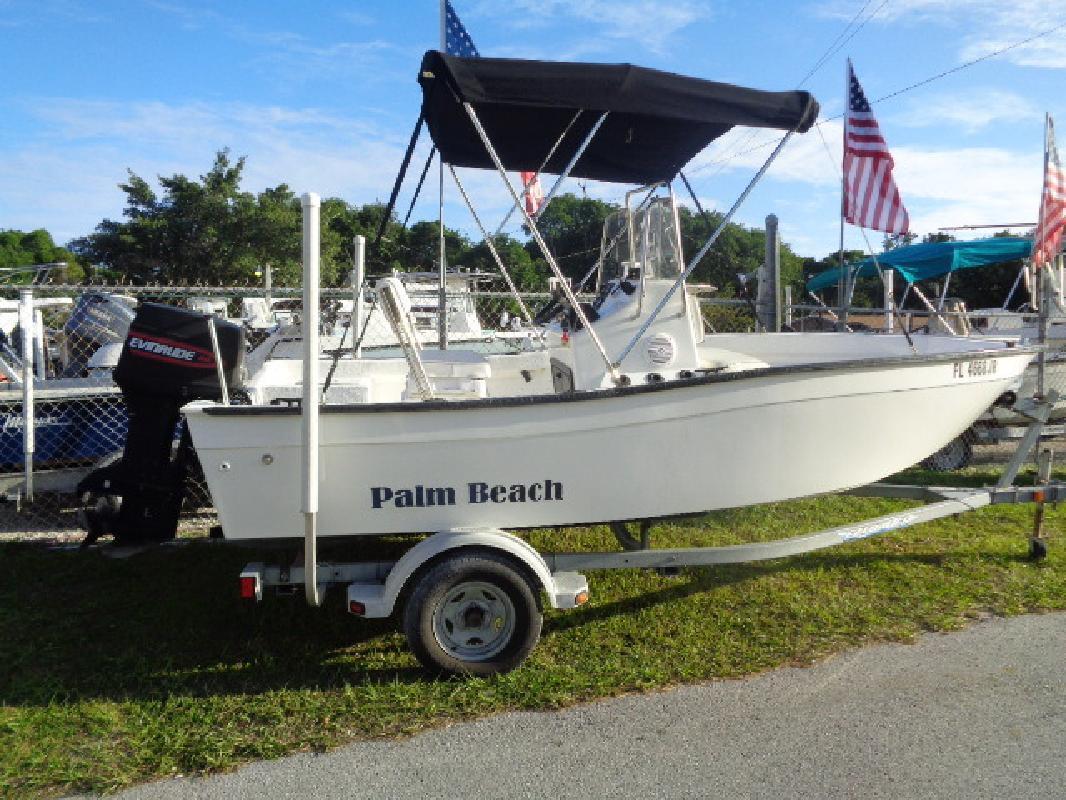1997 - Palm Beach by Marine - PB 1600 CC in Key Largo, FL