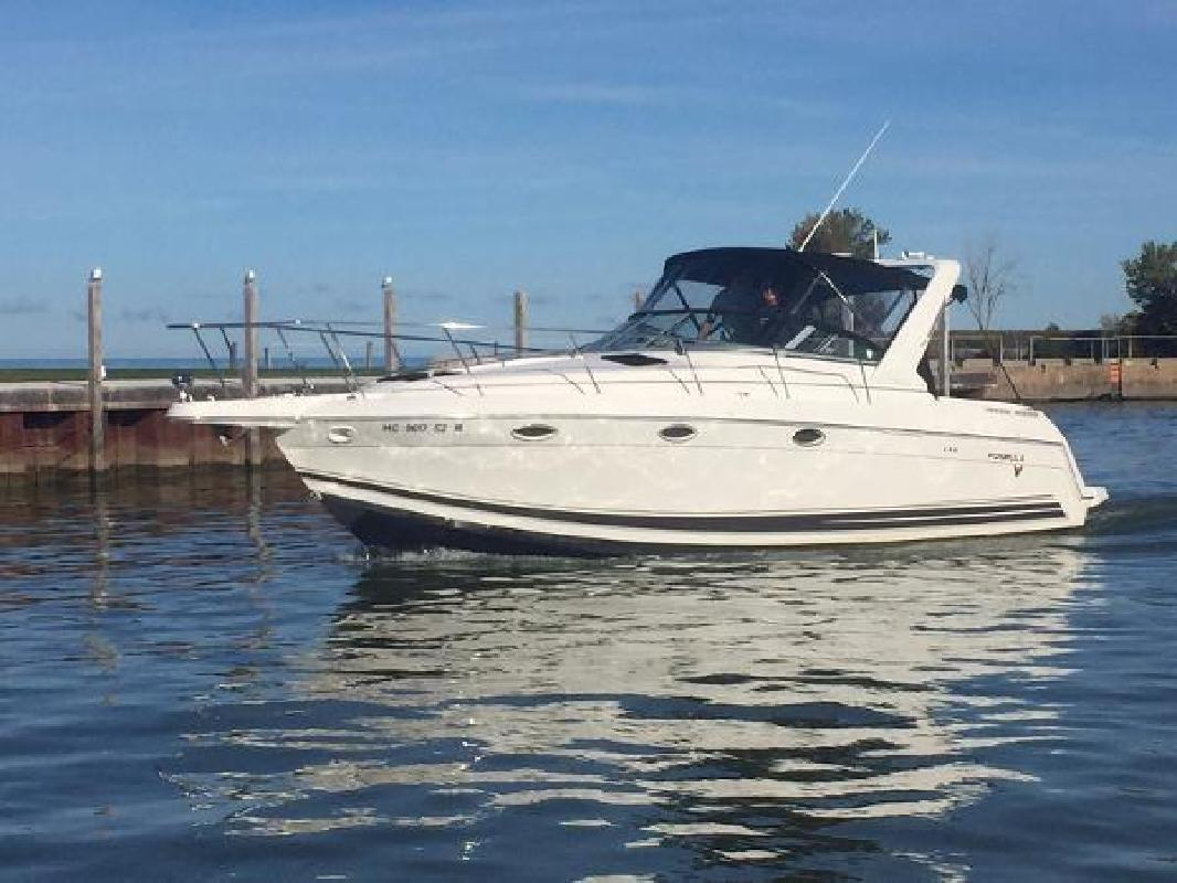 Formula new and used boats for sale in ohio for Fishing boat types