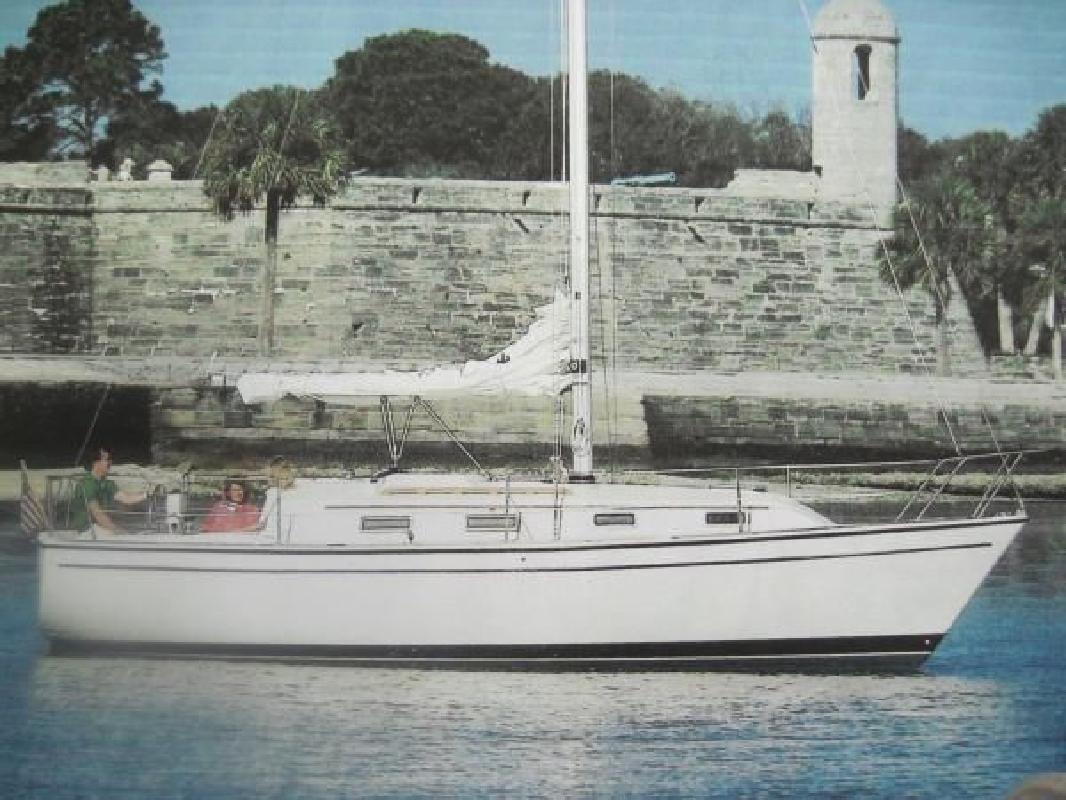 1985 30' PEARSON 303