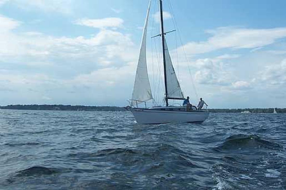 1977 32' PEARSON 323 for sale in Old Greenwich, Connecticut | All Boat ...
