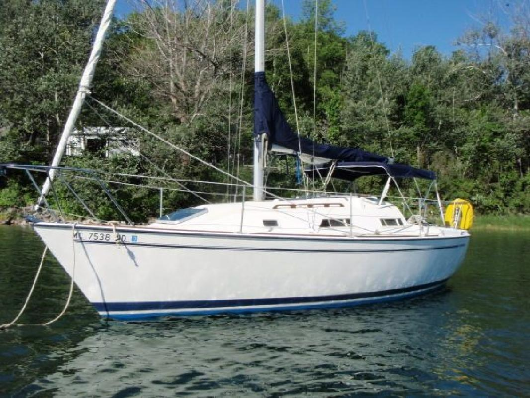 1987 27' PEARSON Sloop for sale in Charlevoix, Michigan | All Boat Listings. ...