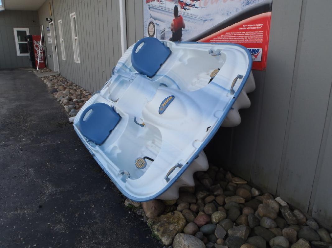 2004 - Pelican Boats - Decker Pedal in Au Gres, MI