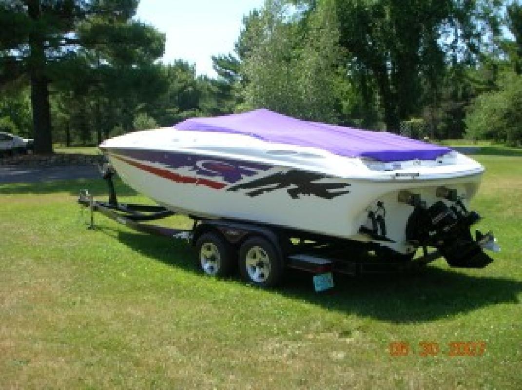 2003 24' Baja Performance Boats H2X
