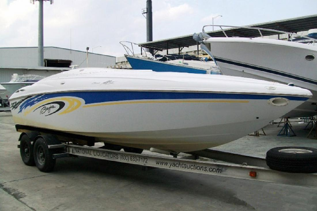 2004 24' Baja Performance Boats H2X in Fort Lauderdale, Florida