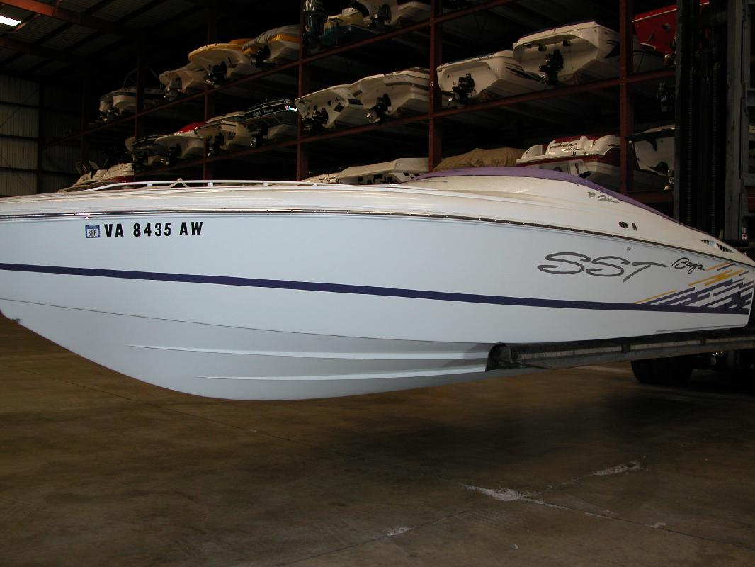 1999 29' Baja Performance Boats Outlaw