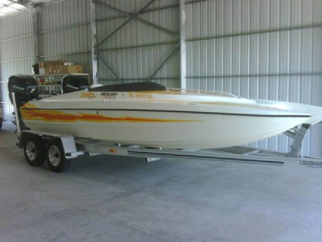 $38,900 2001 Lightning Performance Catamaran