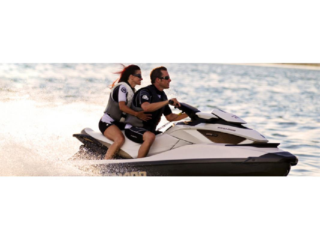 2011 11' Sea Doo Luxury Performance GTX Limited iS 260