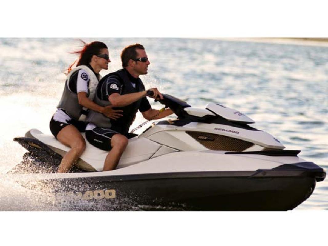 2012 11' Sea Doo Luxury Performance GTX Limited iS 260
