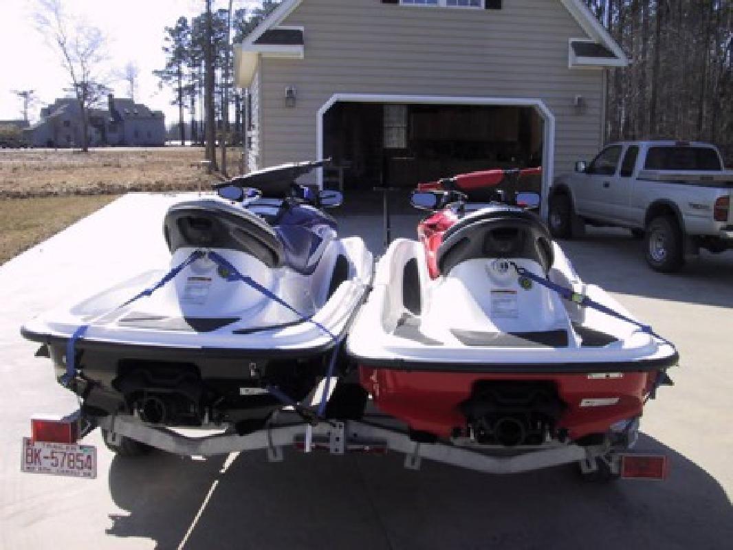 $2,800 OBO 2004 and 2005 Honda F12X's Personal Watercraft Jet Ski US
