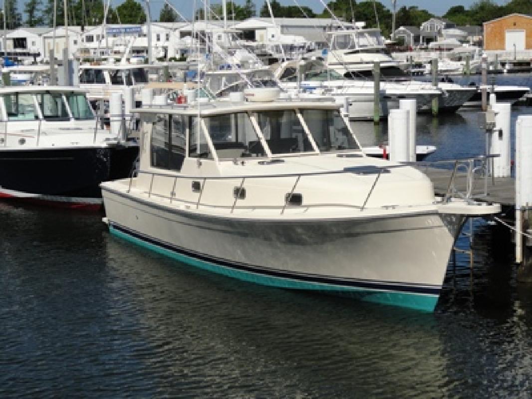 2007 34' MAINSHIP Pilot Sedan for sale in Falmouth, Massachusetts | All Boat ...