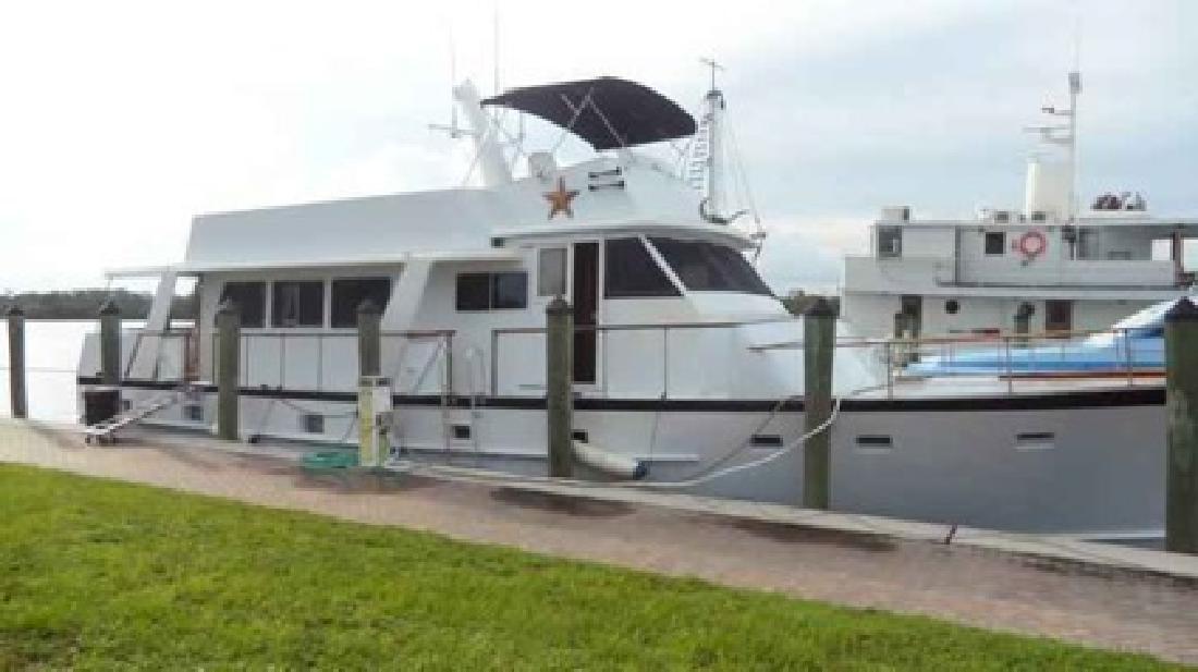 $170,000 1966 Krogen/Temple 63 Foot Pilothouse Motor Yacht
