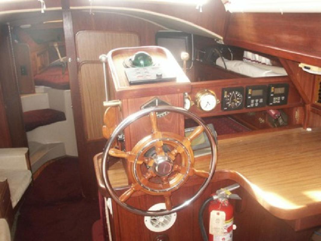 $29,500 Gulf 32' Pilothouse sailboat for sale in San Diego