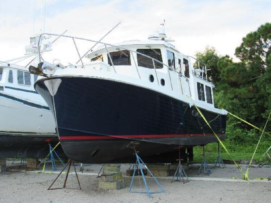 2003 American Tug 34 Pilothouse Stuart FL