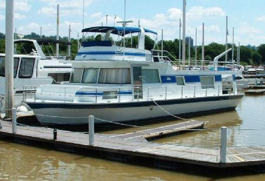 1975 65' Other 65' Pluckebaum Coastal Cruiser
