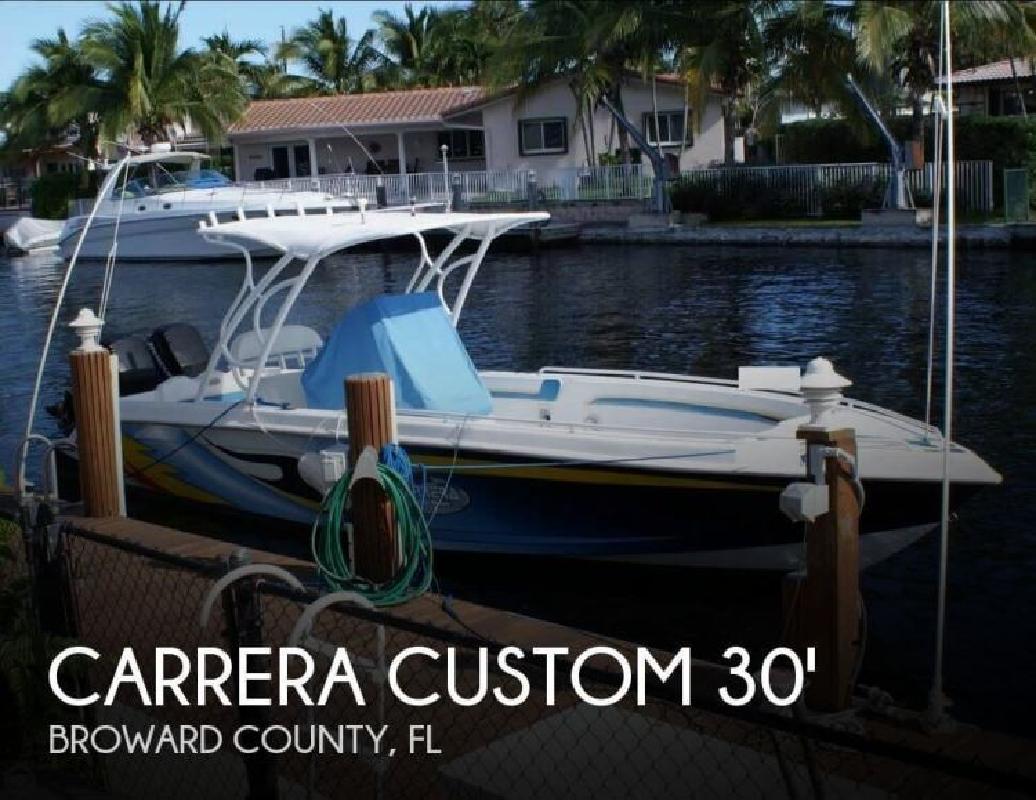 2003 Carrera 30 Offshore Pompano Beach FL