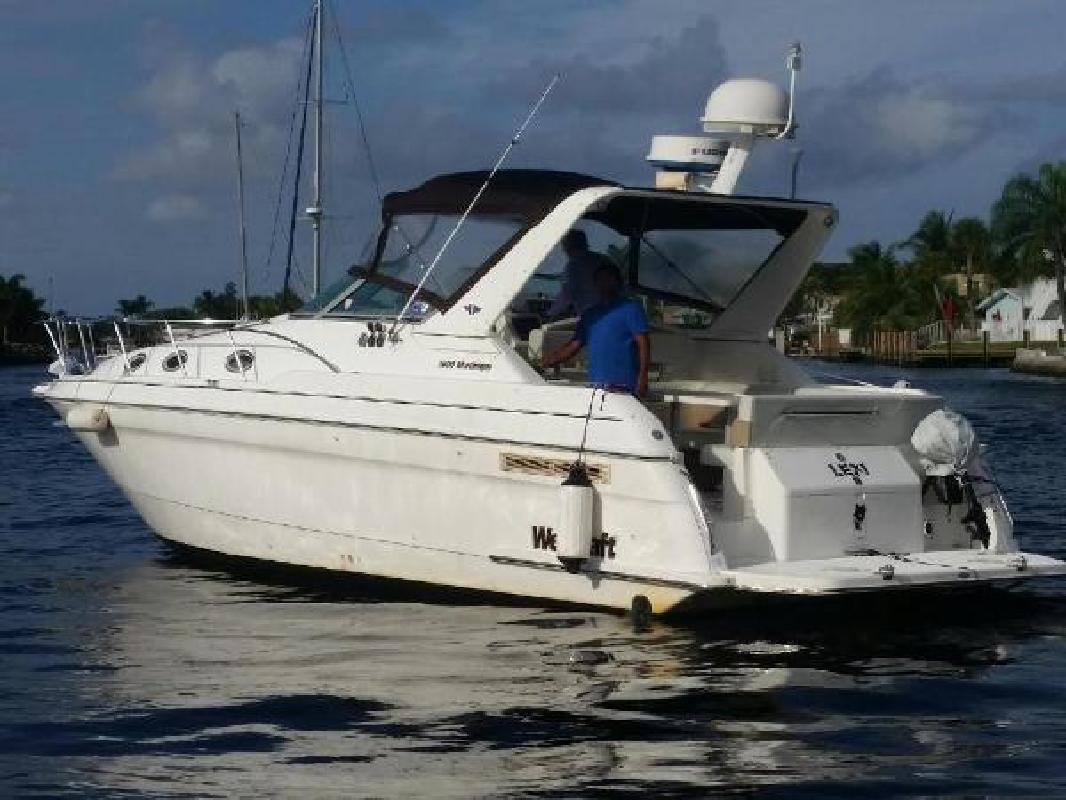 1998 Wellcraft Martinique 3600 Pompano Beach FL