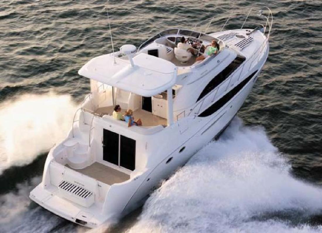 2007 Meridian 459 Motoryacht Pompano Beach FL