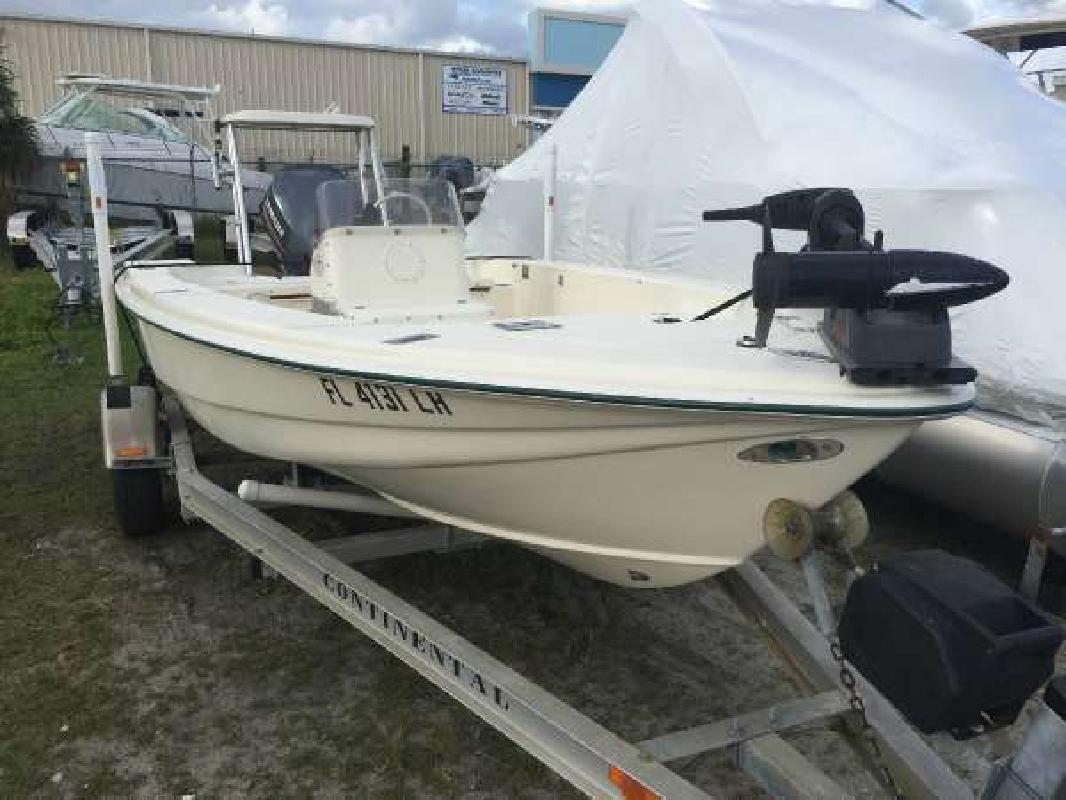2000 SCOUT 177 Sportfish Pompano Beach FL