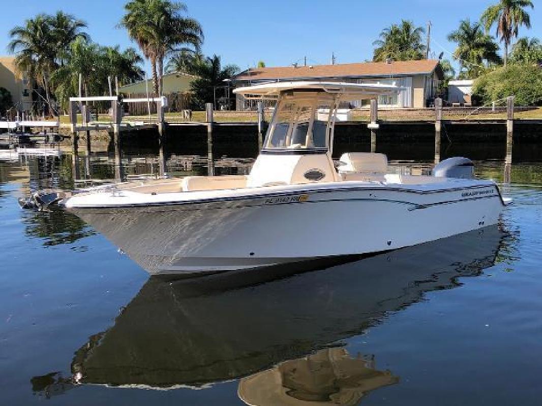 2018 Grady-White Fisherman 236 Pompano Beach FL