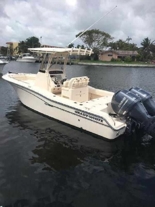 2015 Grady-White Fisherman 257 Pompano Beach FL