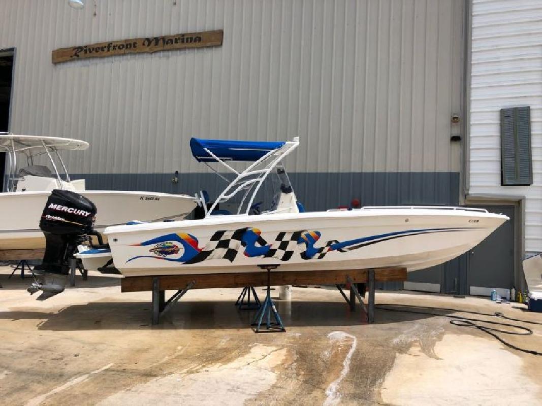 2002 Concept Boats 27 Pompano Beach FL