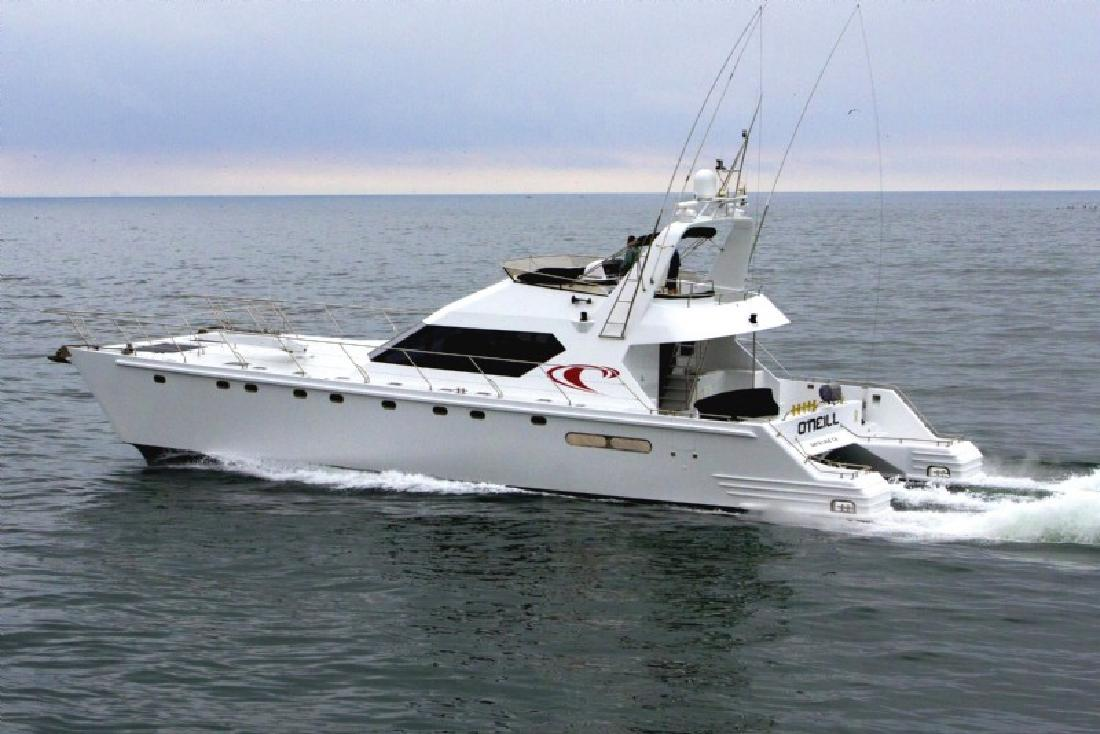 1995 73' Awesome Custom Power Catamaran MY