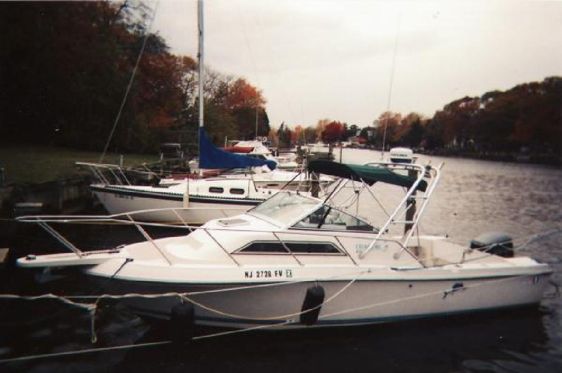 1994 23' Wellcraft 236 Coastal - Yamaha Power / Electronics / Very Cl