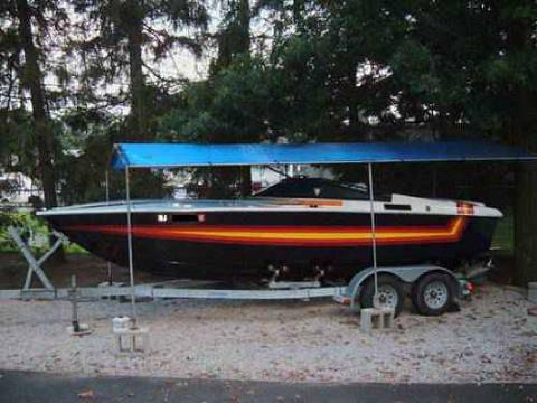 Avanti 22 Powerboat For Sale In Woodbury New Jersey All Boat