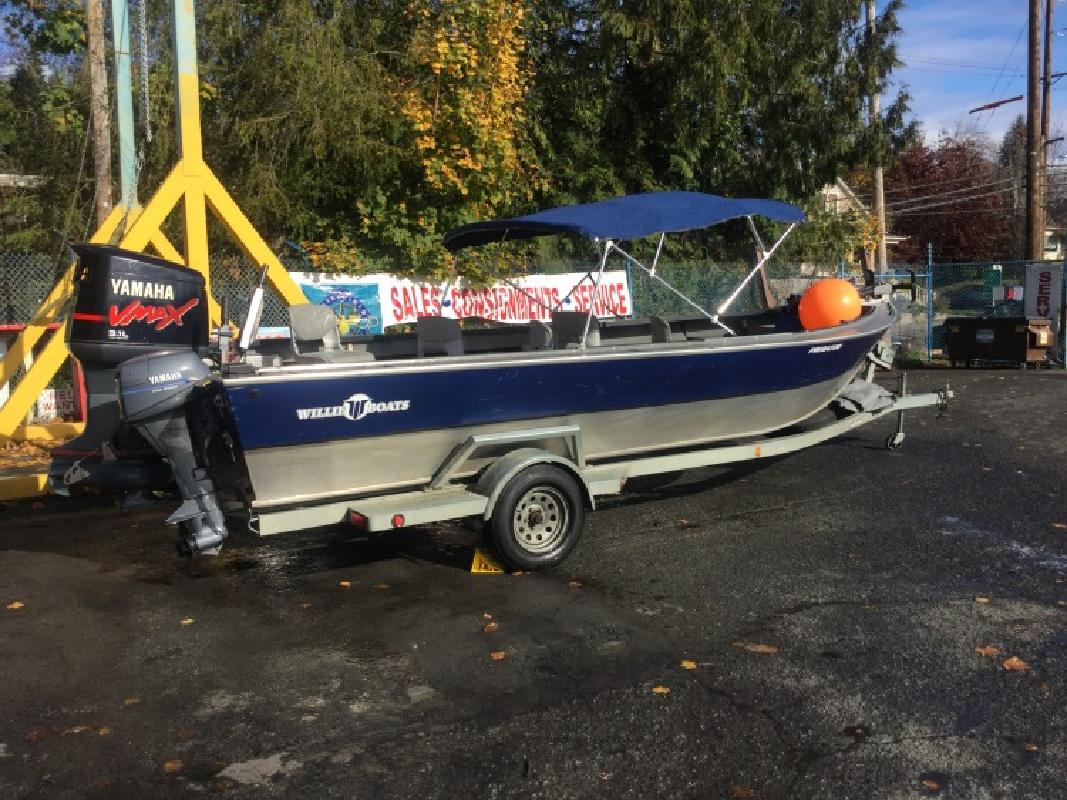Willie Boats For Sale >> 2000 - Willie Boats - 20 Predator 8974 in Portland, OR for ...