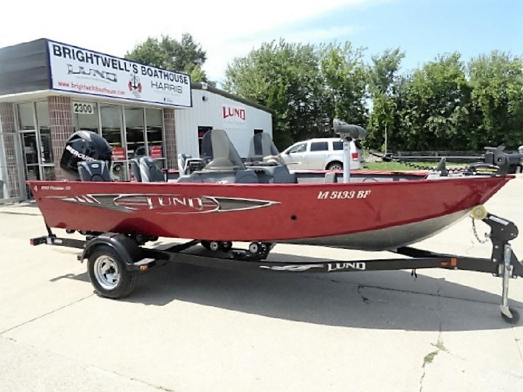 2009 lund boats 1810 predator ss in grimes ia for for Fishing boats for sale in iowa