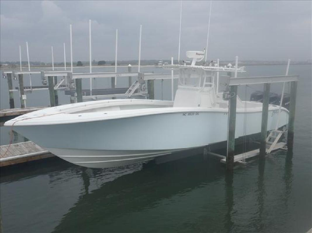 2007 34' Yellowfin Yachts 34 (Price Reduced)(Warranty! Loaded! Negotiable!)