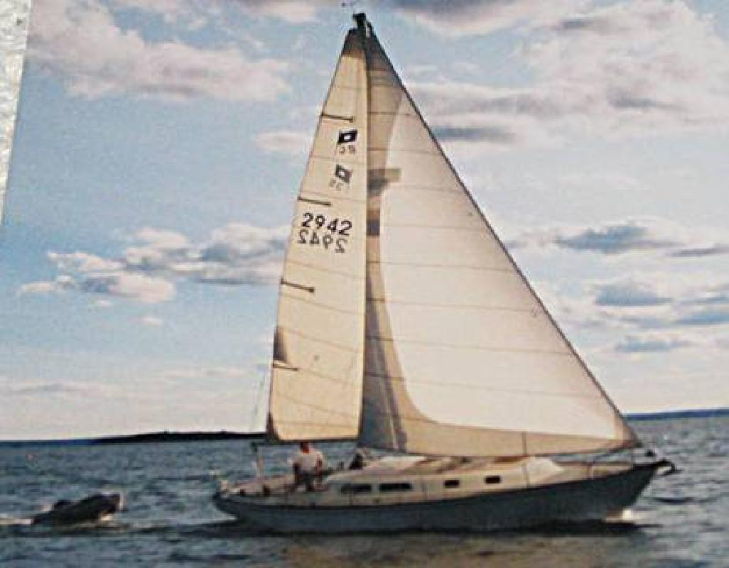 1969 Pearson 35 Sailboat priced to sell
