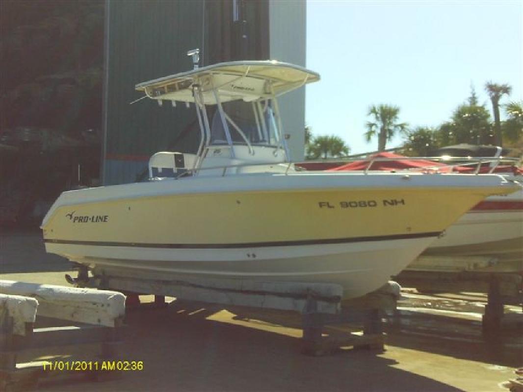 2006 26' Pro-Line Boats, Inc. Pro-Line 26 SUPER SPORT in Fort Walton Beach, ...