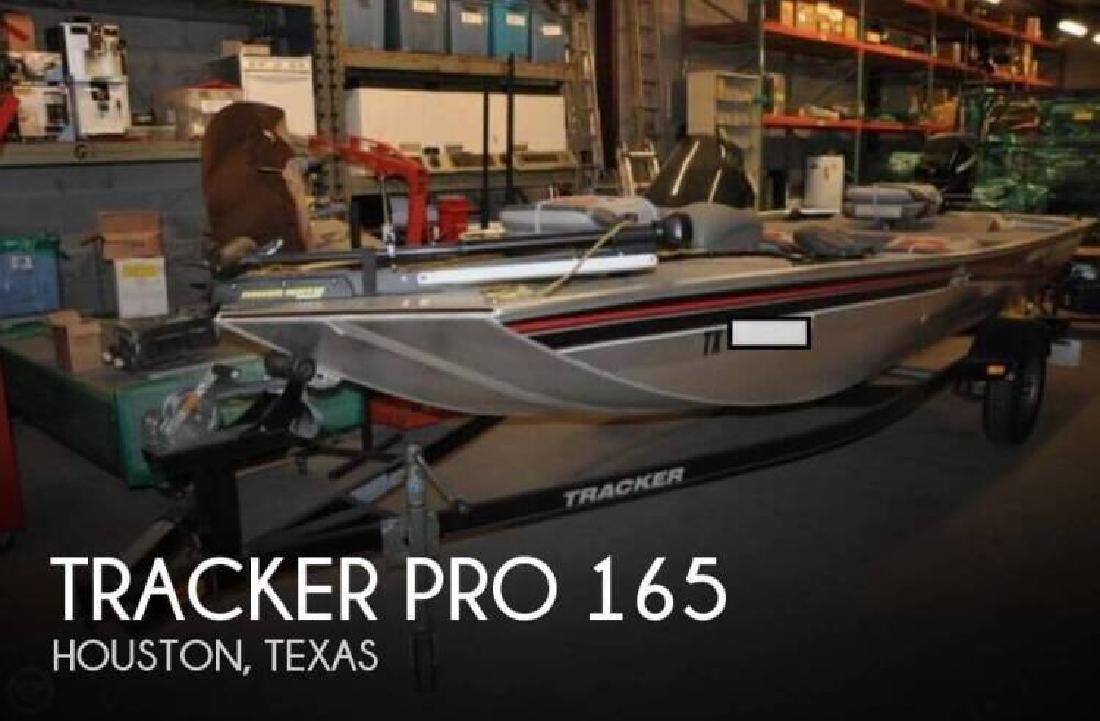 2012 Tracker by Tracker Marine Pro 165 Houston TX