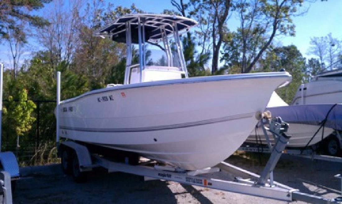 $19,500 2005 Sea Pro 206cc