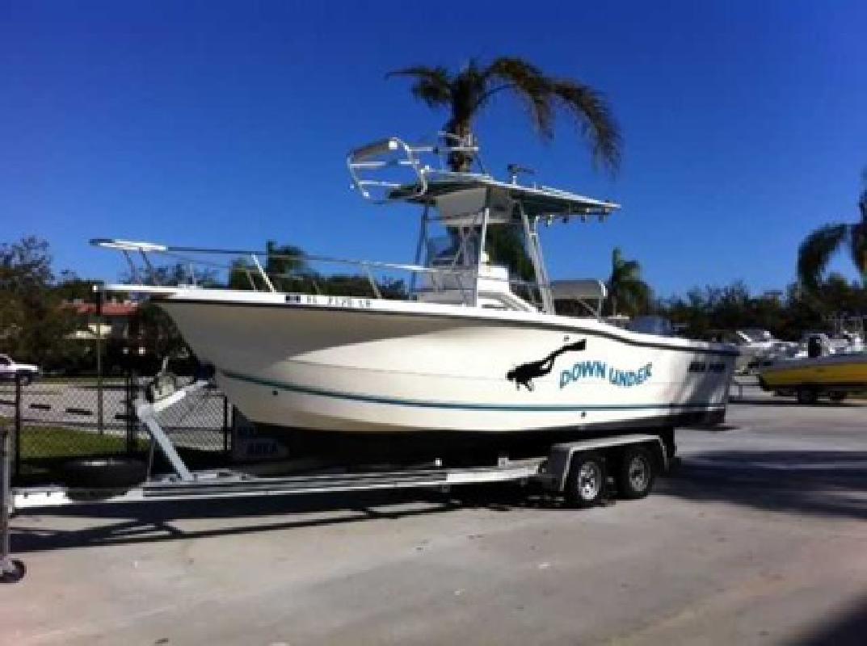 $18,900 2002 Sea Pro 235CC