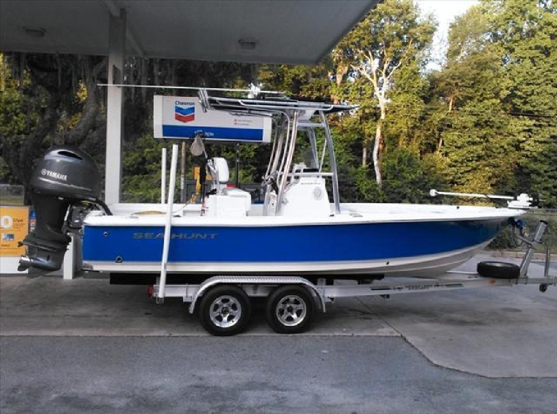 2013 Sea Hunt Boats BX22 Pro Bay Boat Savannah GA