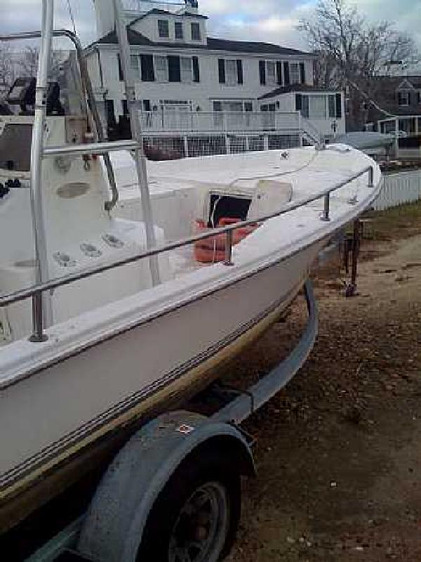 2003 22' Sea Pro Boats 22'