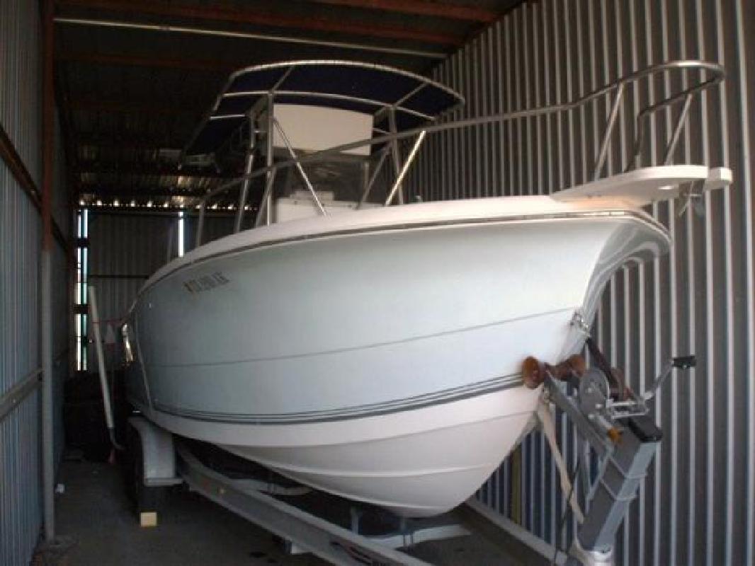 2003 25' Sea Pro Boats 255CC