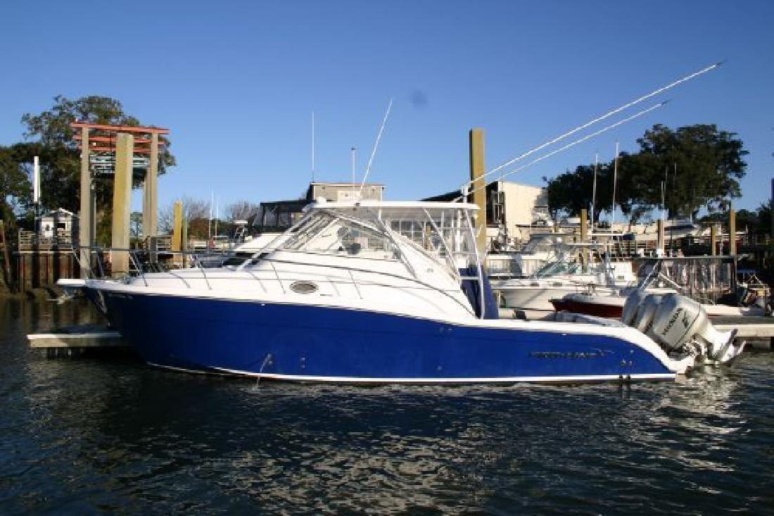 2007 35' Pro-Line Boats, Inc. Pro Line 35 Express