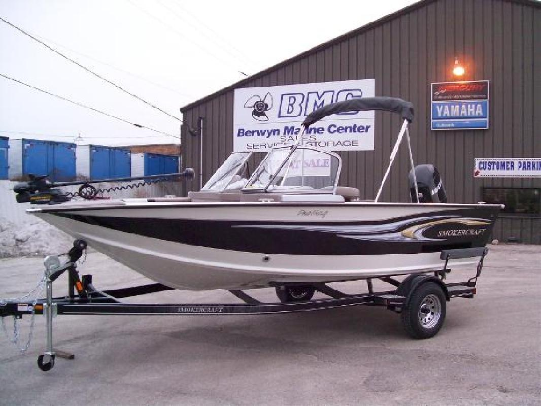2011 18 39 smoker craft pro mag 182 for sale in cicero for Smoker craft pro mag