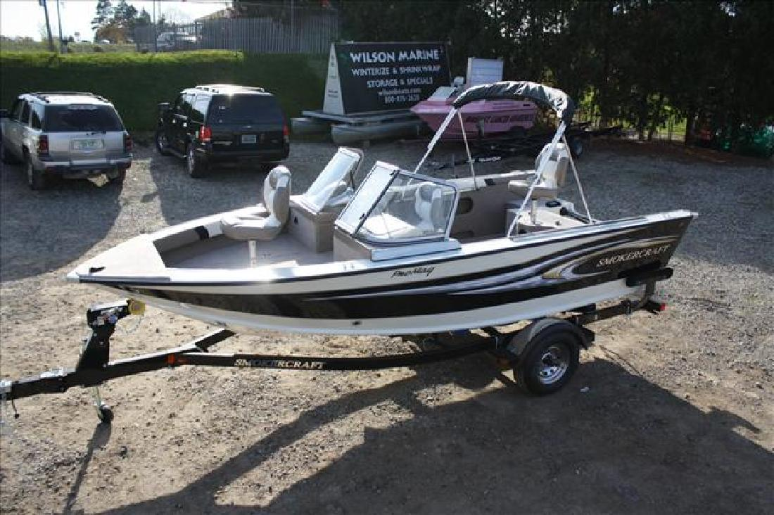 2012 18 39 smoker craft pro mag 182 for sale in brighton for Smoker craft pro mag
