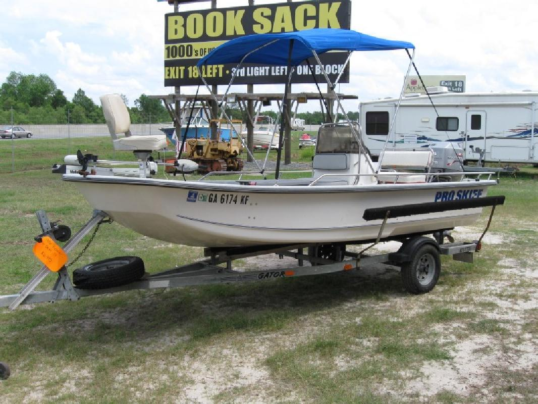 1996 17 39 Kenner Boats Pro Skiff 17 For Sale In Adel