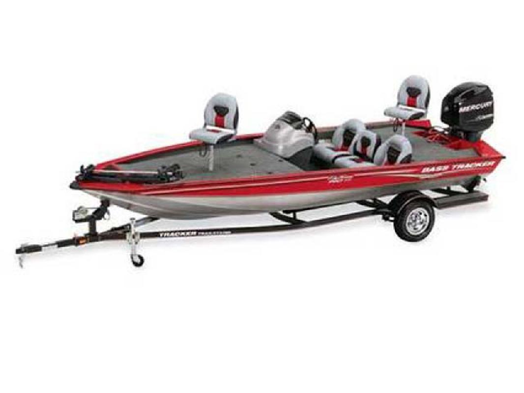 2008 18' Tracker Marine Group Pro Team 190 TX