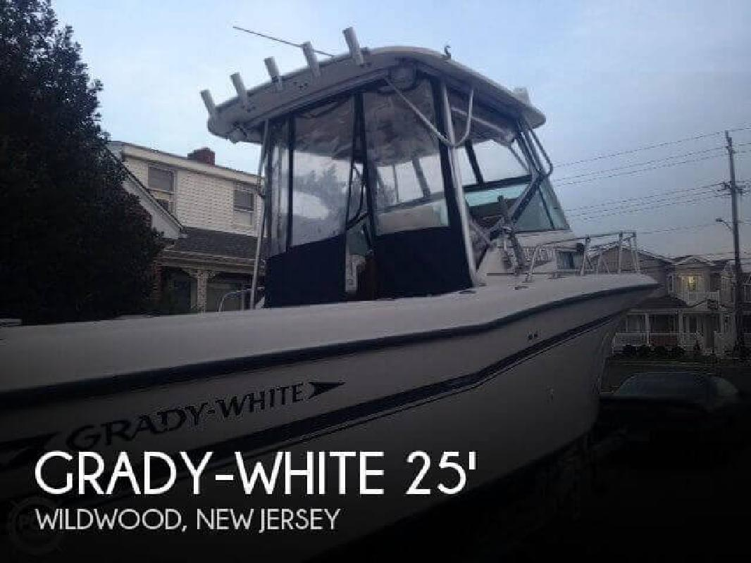 1988 Grady-White Boats Trophy Pro Wildwood NJ