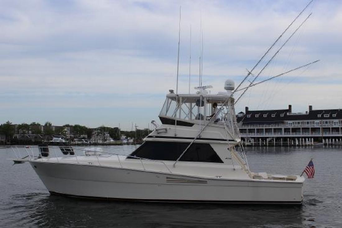 1989 Viking 45 Convertible Pt Pleasant NJ