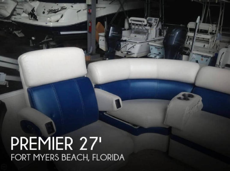 2010 Premier Marine 275 Boundary Waters PTX Fort Myers Beach FL