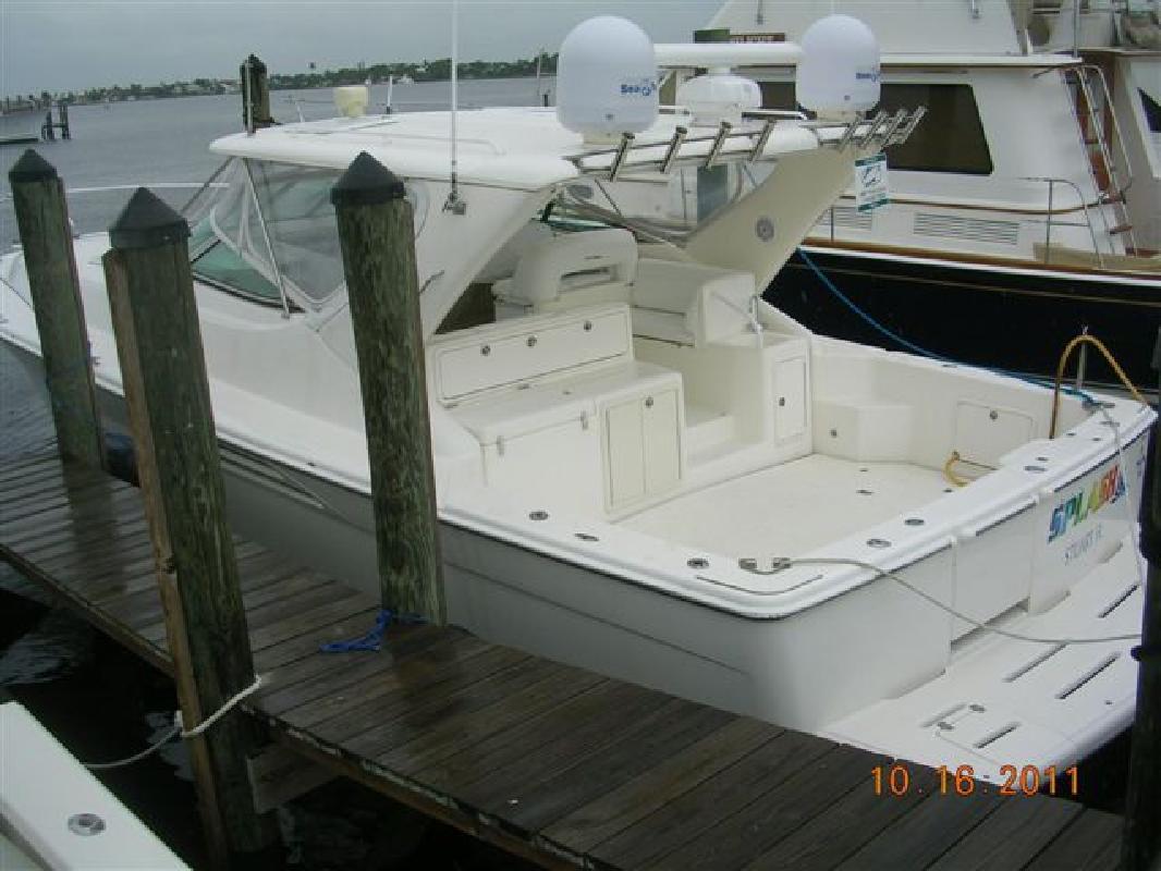 2003 40' Riviera Marine Pty Ltd 4000 Express