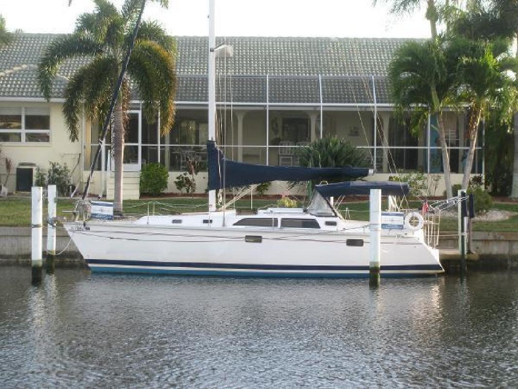 1993 Hunter 335 Punta Gorda FL